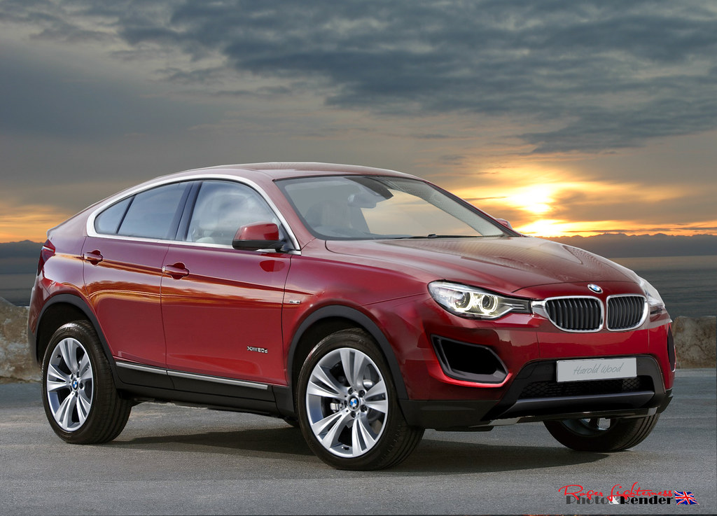 bmw x4 render. Black Bedroom Furniture Sets. Home Design Ideas