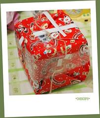 クリスマスプレゼント 2011
