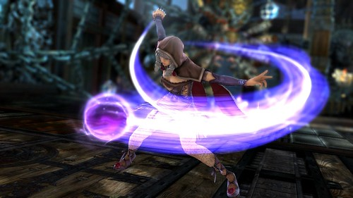 SoulCalibur V  Viola Strategy Guide - Moves, Combos and Frame Data