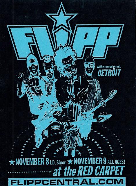 1999-11-09 Red Carpet Flyer