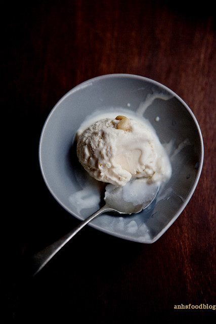 Pure Maple Syrup Ice-cream