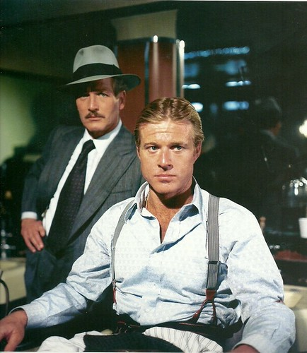 Newman Redford The Sting