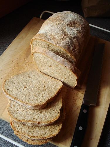 Red Fife Sour Cream Sandwich Bread