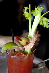 bloody mary @ lobster