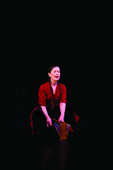 Meredith Monk in Songs of Ascension
