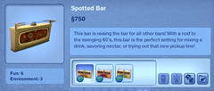 Spotted Bar