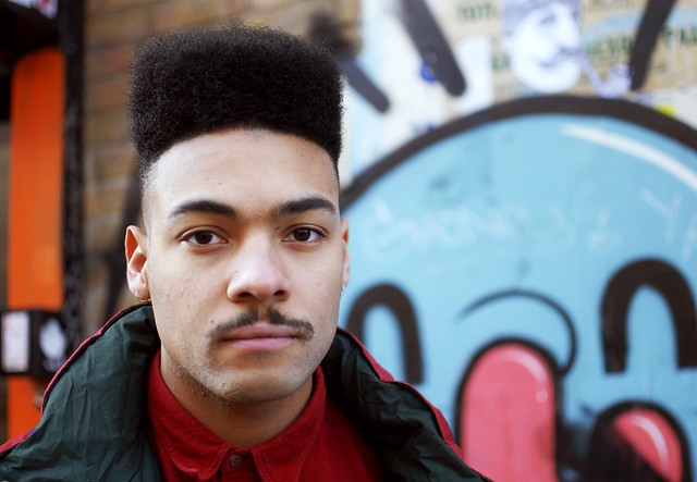 Black Hair Styles For Men: London - Redchurch Street 90's