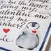 Penguin Valentine by arteriole