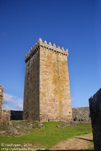 Castelo de Melgaço (Minho, Portugal)