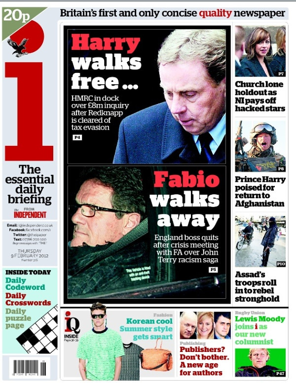 6843413557 74d8133f86 b Picture Special: Capello Out, Redknapp In