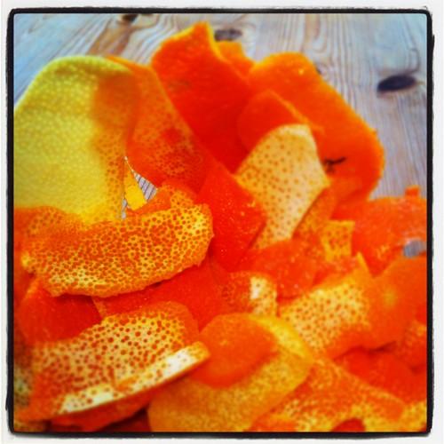Marmalade Peel