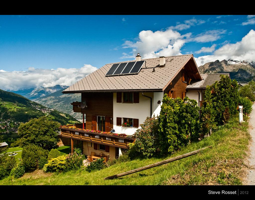 Elevation of t rbel switzerland maplogs for Swiss homes