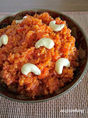Cake Halwa Recipe In Urdu