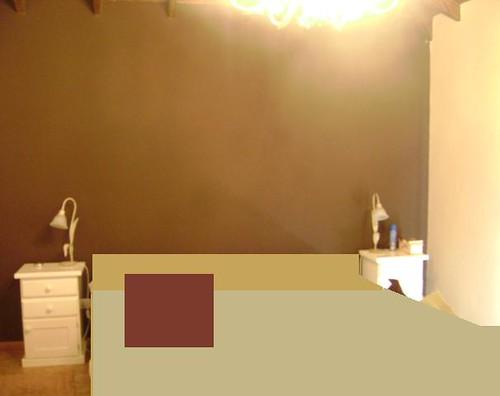 Habitación - paleta color