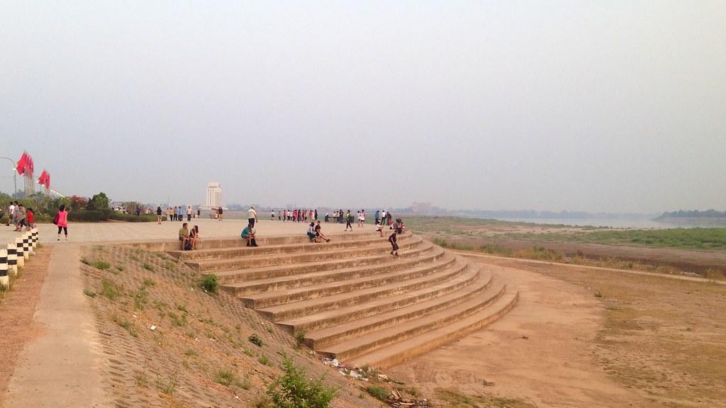 Vientiane, Laos. 8