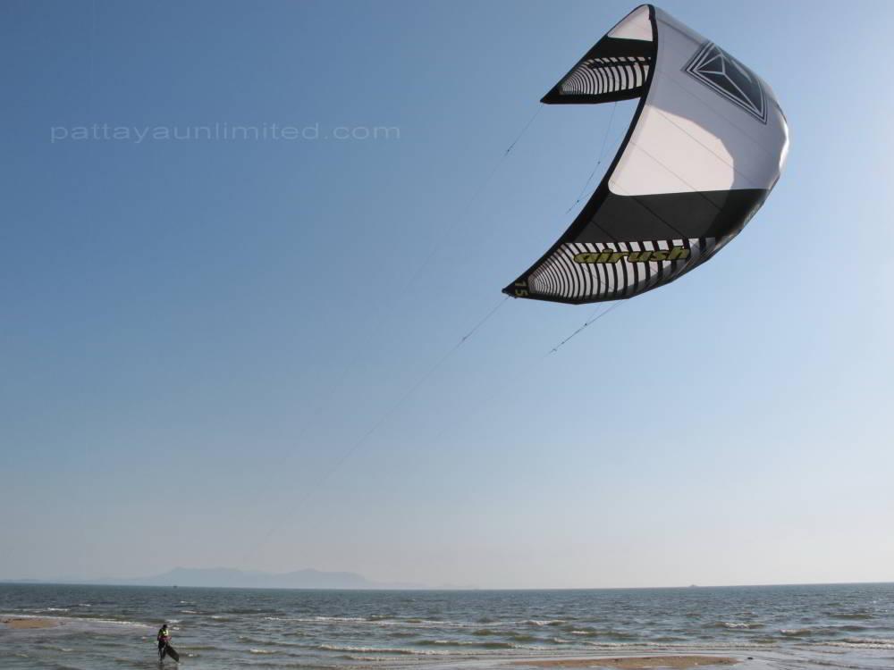 pattaya kiteboard