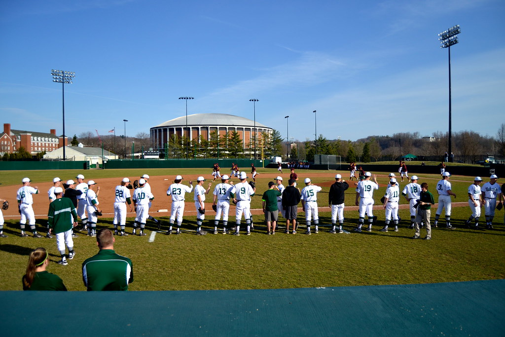 Ohio University Baseball At Bob Wren Stadium