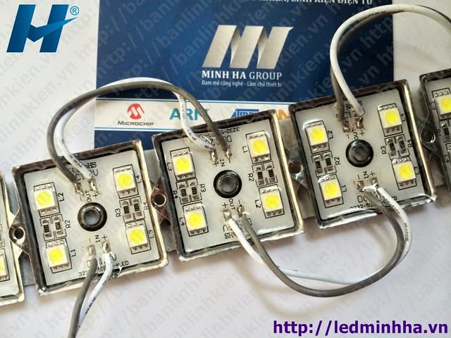 Led Hắt 3232 4 Bóng 5050 SMD