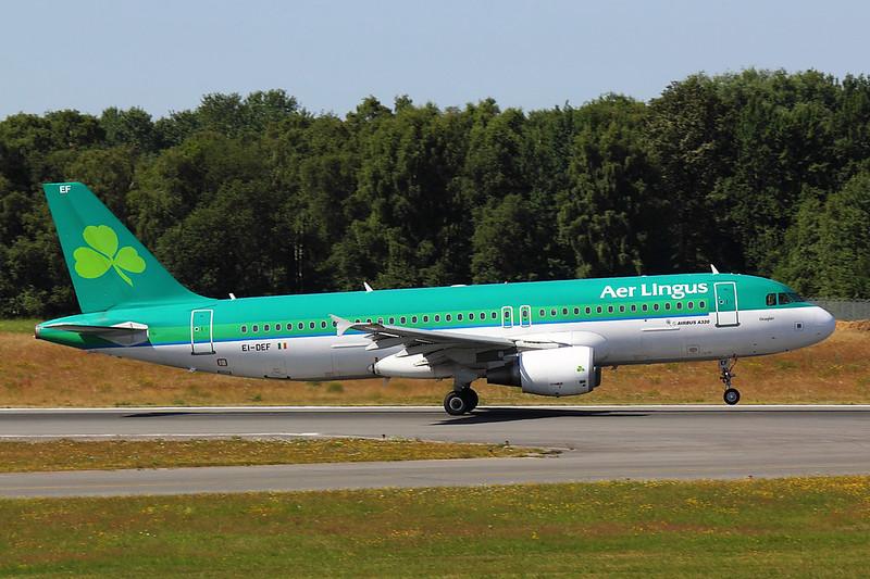 Aer Lingus - A320 - EI-DEF (1)