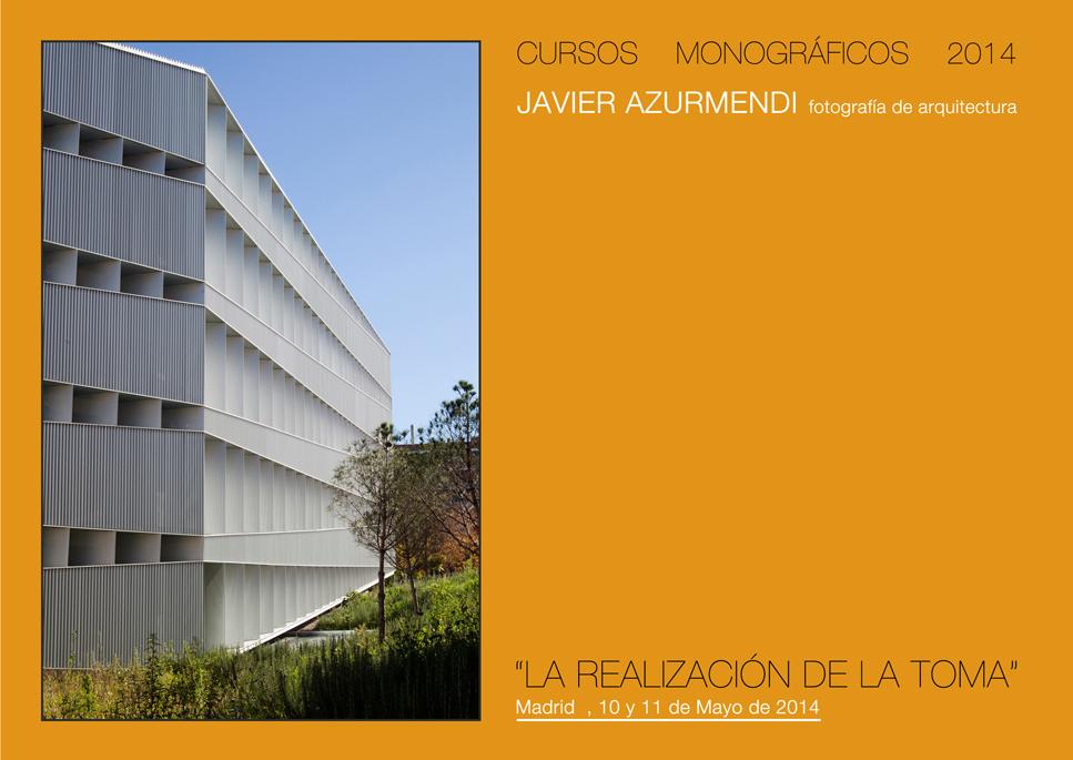 De arquitectura nueva edici n del curso de fotograf a de for Cursos de arquitectura uni