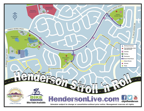 Stroll-N-Roll @ Henderson 04.2014