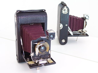 Kodak, Folding Pocket No3 model E-2
