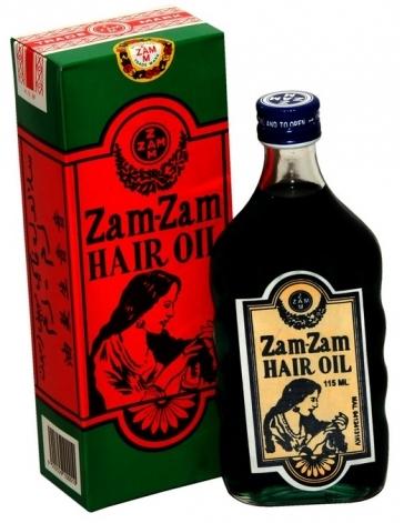 zamzam oil asli, zamzam oil merawat rambut alami