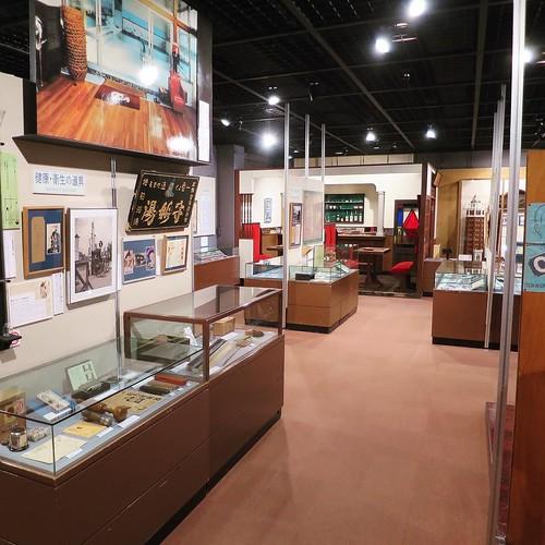 二階の一部展示品を覗いて、館内は撮影可能。