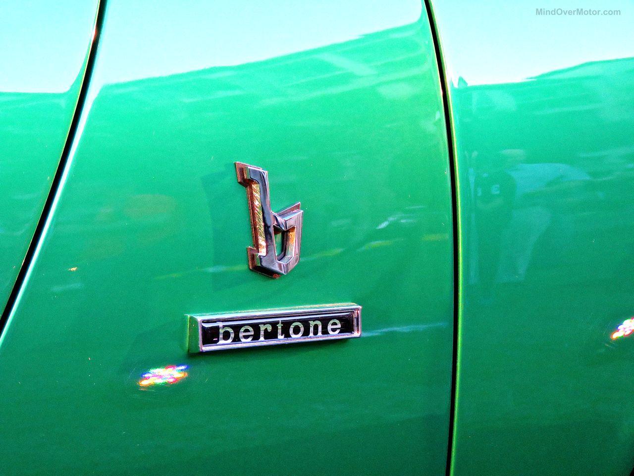 Lamborghini Miura SV PoloStorico Restoration 9