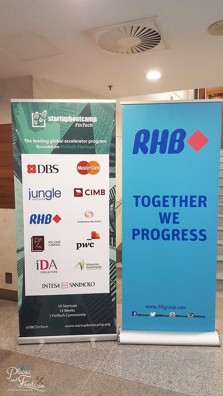 rhb fintechathon banners