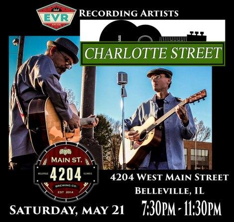 Charlotte Street 5-21-16