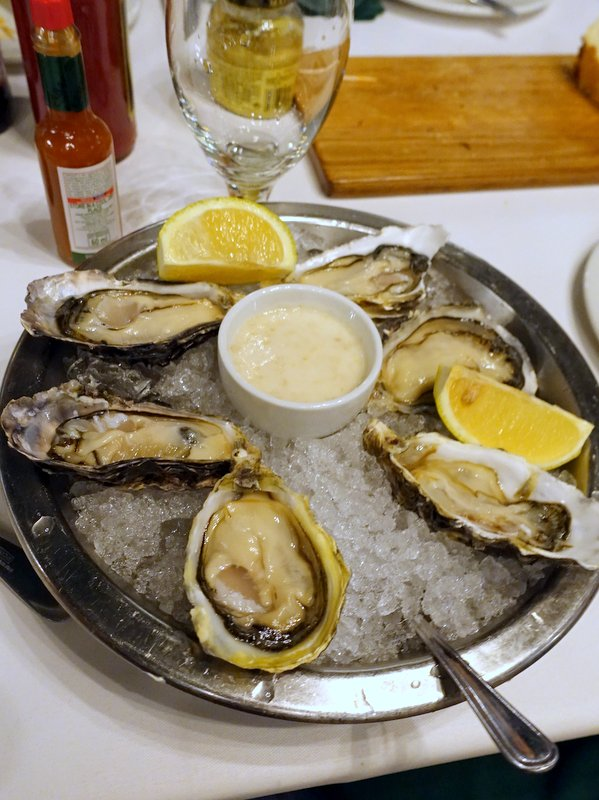 The Butcher Shop and Grill- 6 Oysters R168
