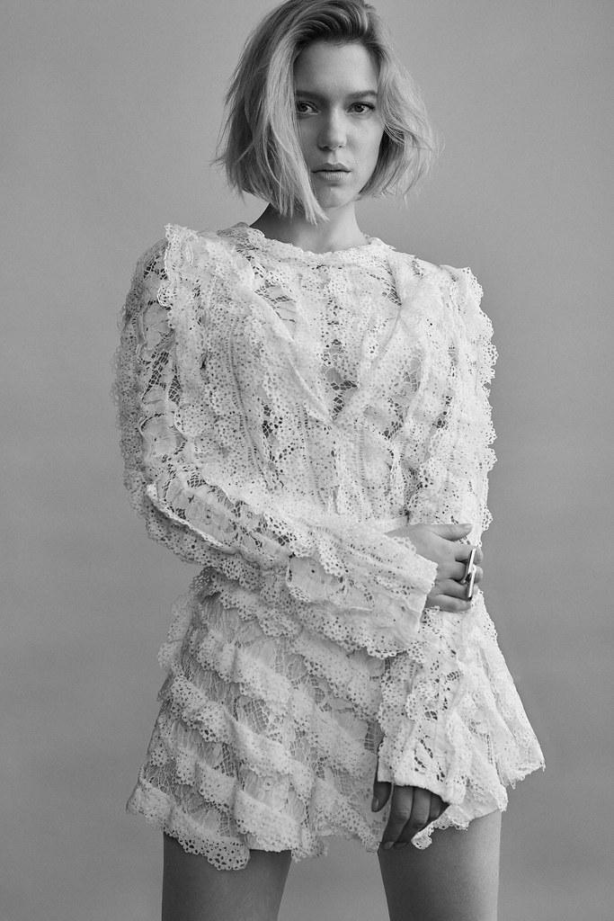 Леа Сейду — Фотосессия для «Madame Figaro» 2016 – 3