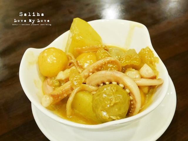 忠孝敦化附近餐廳港式茶餐廳上海灘菜單 (6)