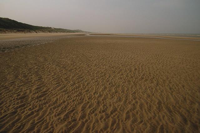 plage d'Hardelot Pas de Calais