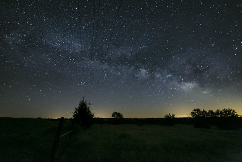 astrophotography kansas afterdark milkyway