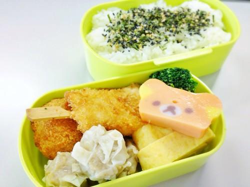 今日のお弁当 No.228 – 磯海苔