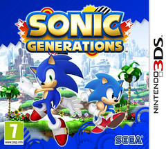 Sonic Generations 3DS Pack