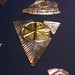 Small photo of Chi-Rho on Triangular Plaque