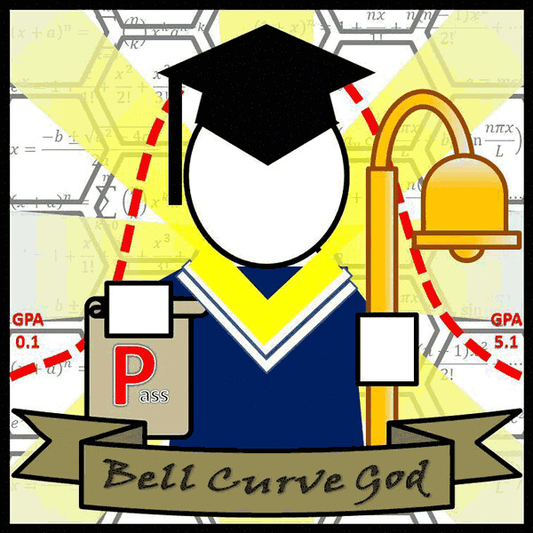 The Bell Curve God's picture