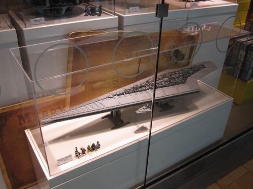 Houston Galleria Lego Store