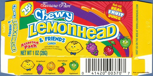 Chewy Lemonhead & Friends - 2008