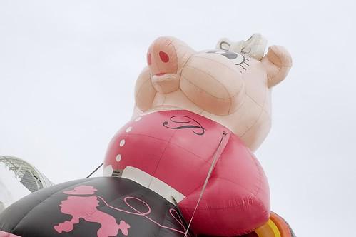 pink pig + tea party + santa_0042