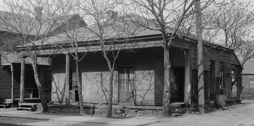 Leonard Case Homestead, 1295 East Twentieth Street, Cleveland, Cuyahoga, OH