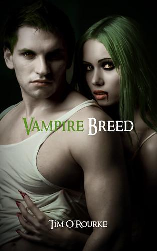 Vampire Breed by carlesbarrios