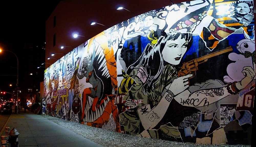 Faile Wall