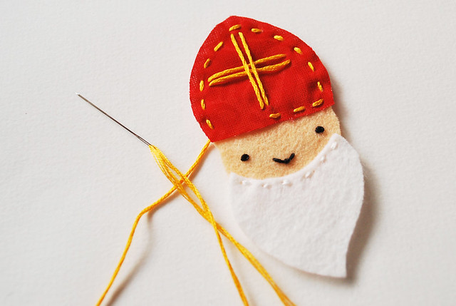 St Nicholas Ornament