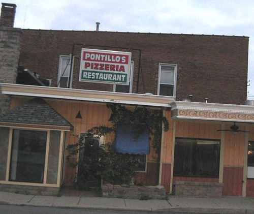 Pontillo's Pizza Nov 2011