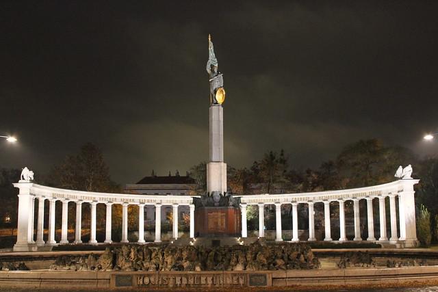Der Hochstrahlbrunnen