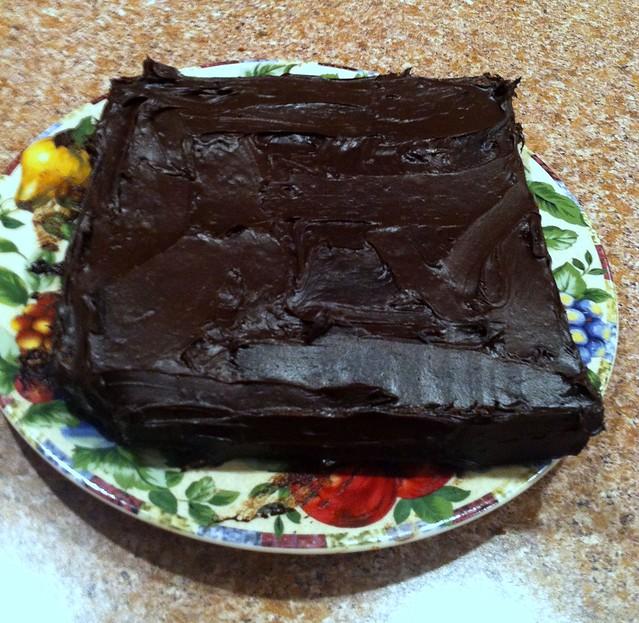 Julia Child Chocolate Sponge Cake